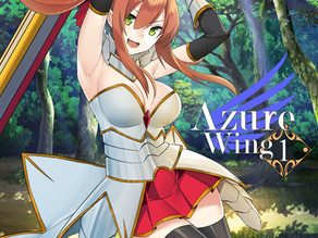 Azure Wing Volume 1 Releases March 8th, 2021!