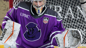 Purcell stops 37/38 in 2-1 Shootout loss vs Muskegon