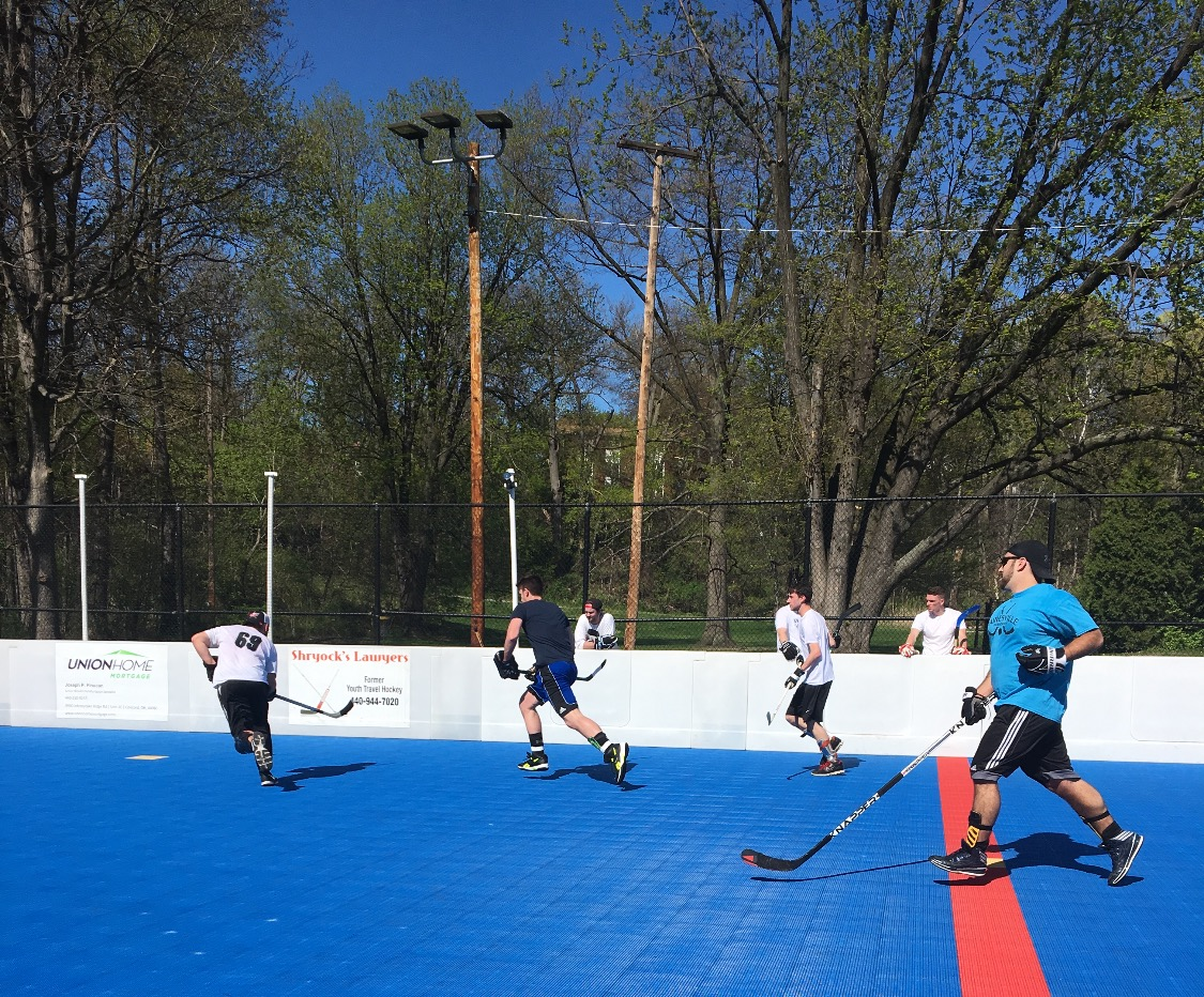 PFC vs Book Hockey