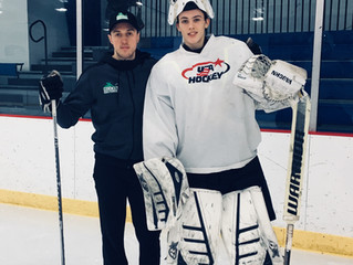 Colin Purcell Makes USA's NTDP 40 Man Camp