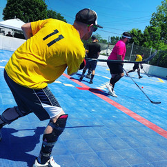 Cleveland Dek Hockey Opening Day In Mayfield Heights- June 29
