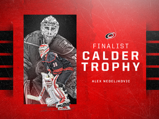 Ned nominated for Calder!