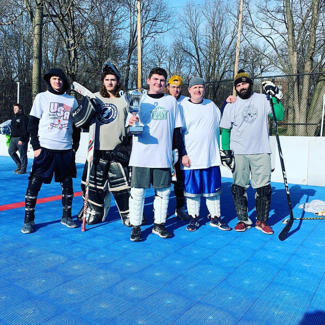 Outkast Ball Hockey