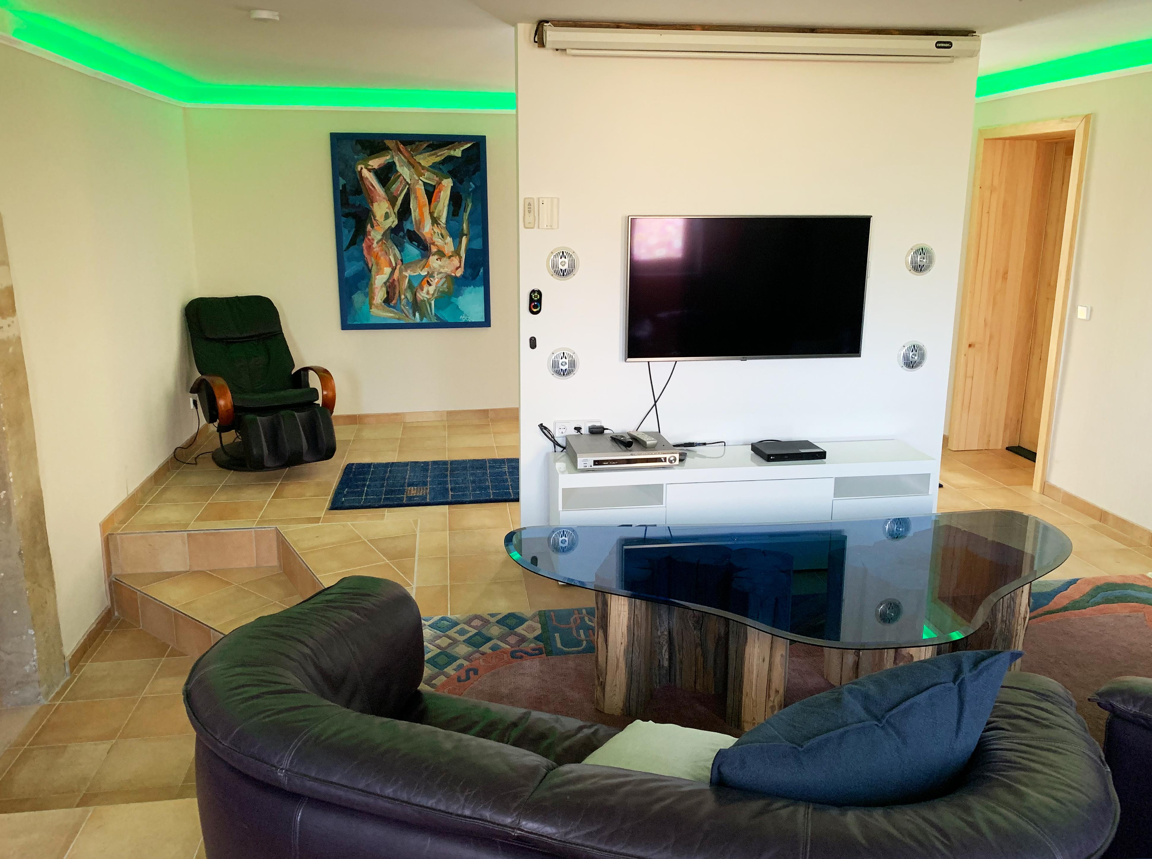 Multimedia-Lounge (beide WE's)