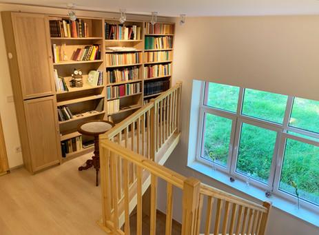 Eine eigene Bibliothek