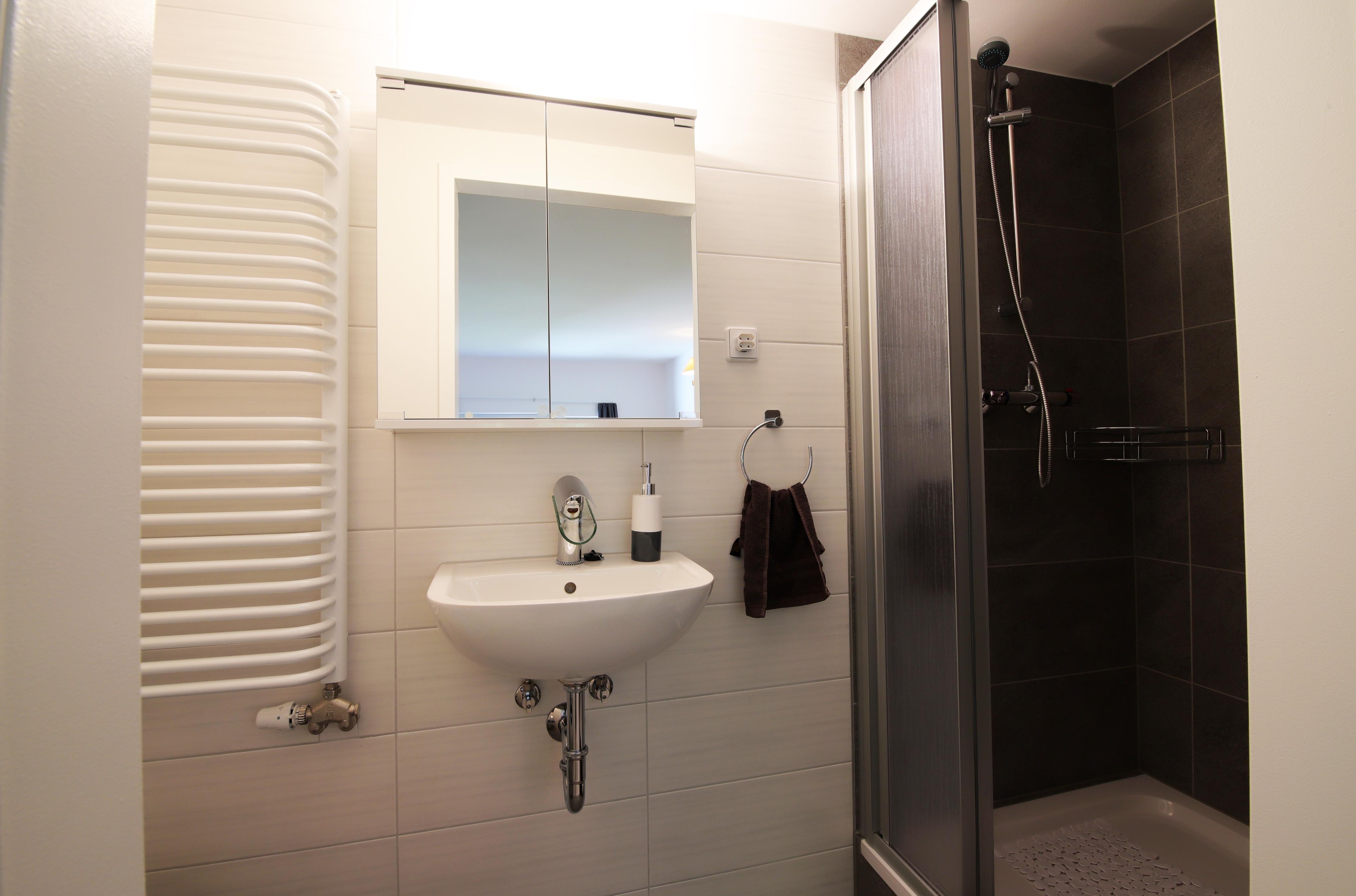 Bad des Schlafzimmer 2 (DU+WC)