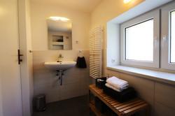 Bad des Schlafzimmer 1 (DU+WC)