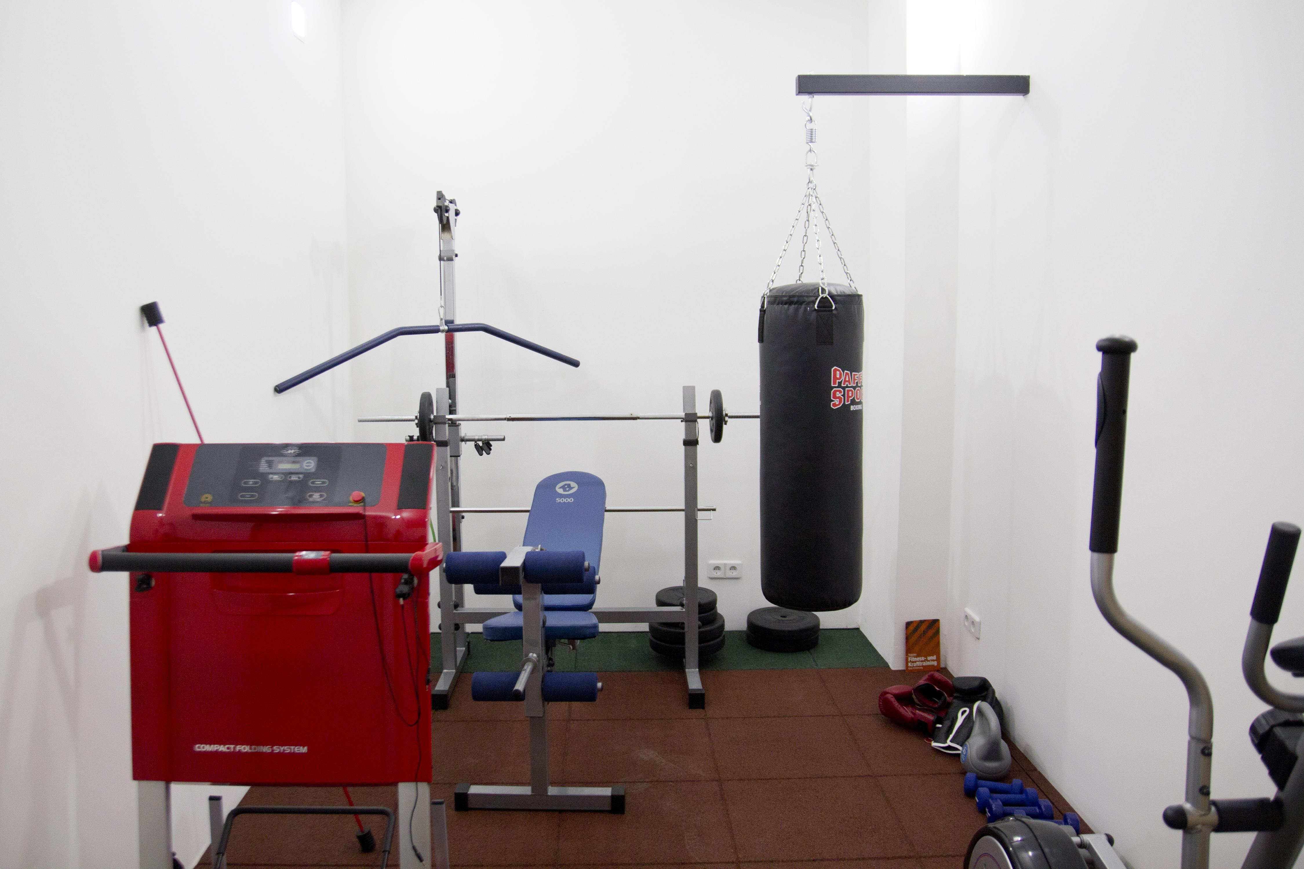 Fitnessraum (für beide Wohneinheiten