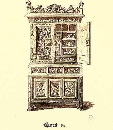 El armario...