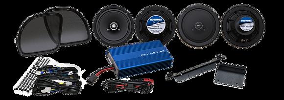 G4 RG Ultra KIT-RM Amp Speaker Kit For Road Glide Ultras
