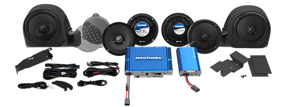 QC Ultra 6-RM Amp/6 Speaker Kit For Ultra Models
