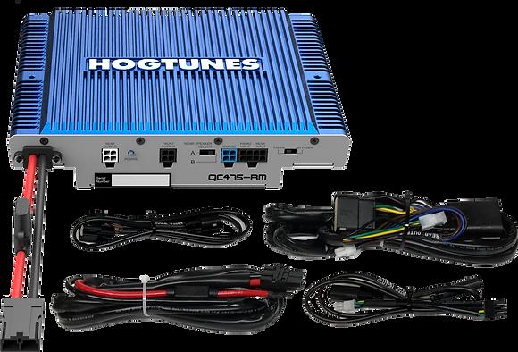 "QC 475-RM ""Quadcast"" 4 Channel Amp with R.E.M.IT."