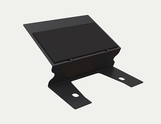 FLTR Dual Amp Plate-RM