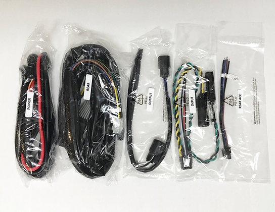 Complete Wire Harness Kits (4 Channel Amps)