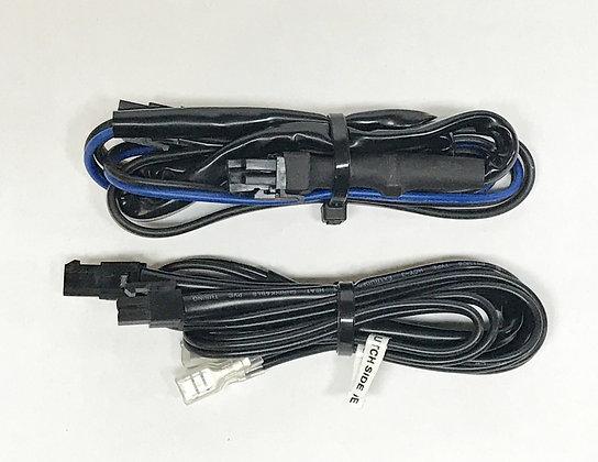 Lower Fairing Speaker Wire Harness