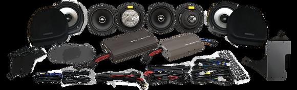 Ultra 6 Pack-XL Amp/Speaker Kit