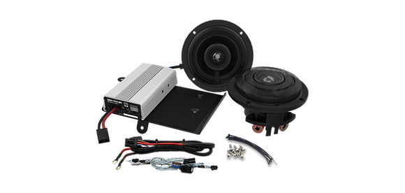 WBASG KIT.2R 400 Watt Amp/Speaker Kit