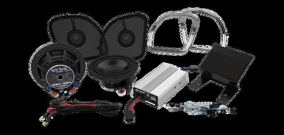 WBARG KIT.2R 400 Watt Amp/Speaker Kit