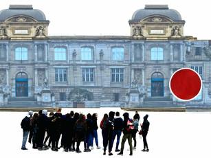RedBall Rouen - Artist Collage