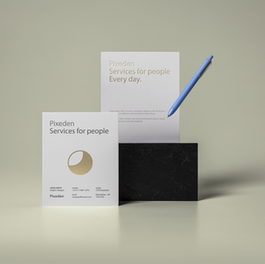 Дизайн фирменного бланка_