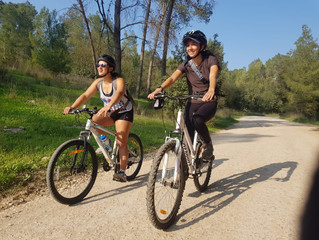 Discovering New Places on Two Wheels – My Experiences Biking in Israel