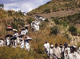 Sigd in Ethiopia & Israel