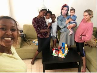 A Seat on the Sofa: My experience with an Ethiopian-Israeli Host Family in Ramat Eliyahu