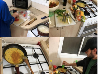 On the Kitchen and Cooking