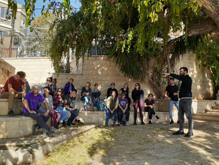 Building Communities in Israel