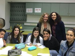 Shared Learning in Nazareth