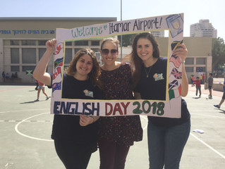 Around the World with Itamar School