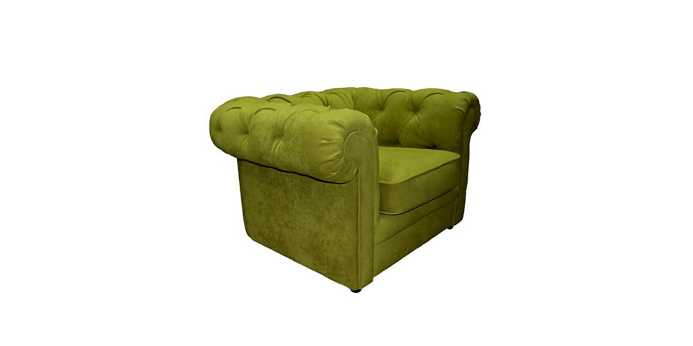 Fotoloiu Chesterfield verde