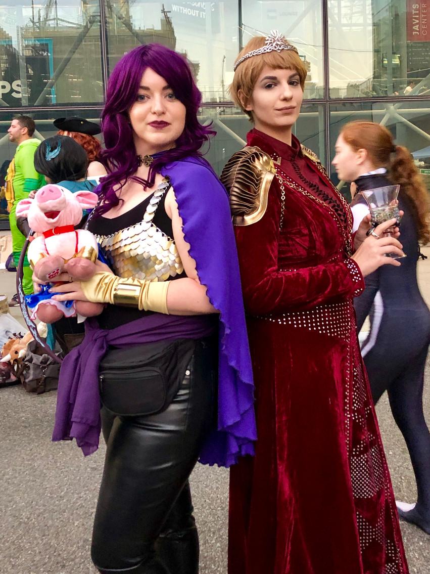 Circe and Cersei