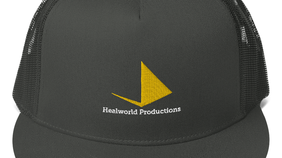 Healworld Productions Cap, energizing your third eye ... ;)