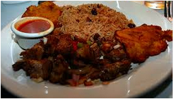 Pork Rice & Beans