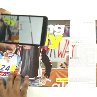 Augmented Reality for Print
