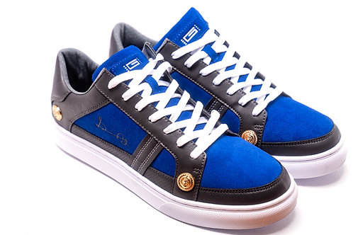 Gipay For Real Sneaker Suede and Napa