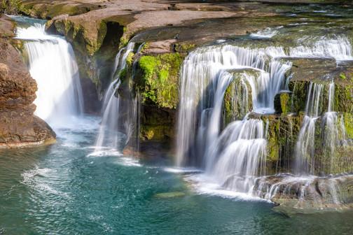 Lower Lewis Falls - Washington