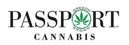 Main Logo - Passport Cannabis with Orego