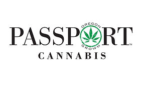 Main Logo - Passport Cannabis with Orego