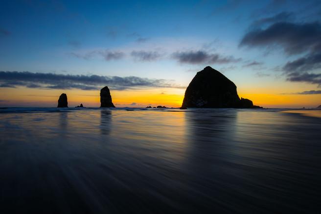 Haystack Rock - Oregon