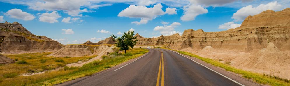 Badlands - South Dakota