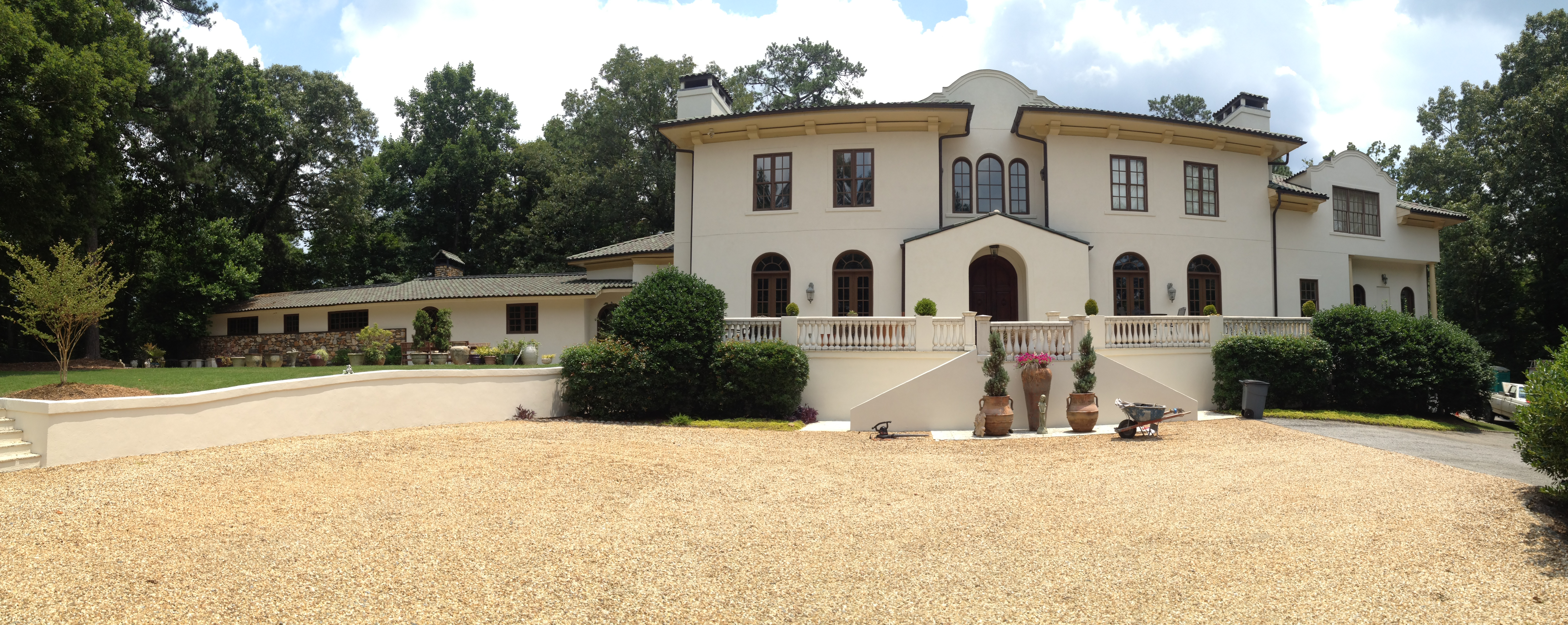 Complete Stucco Resurface Atlanta