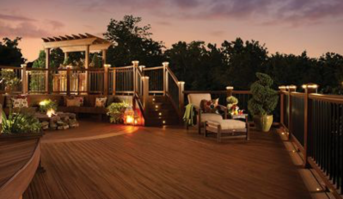 Benefits to Building an Outdoor Space
