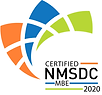 Certified Minority Business Enterprise 2020