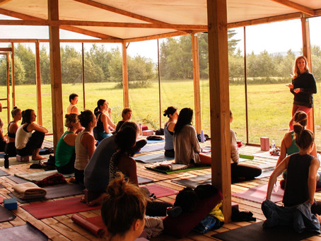Find Your Tribe This Summer at Yoga Camp