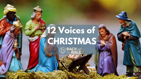 12 Voices of Christmas