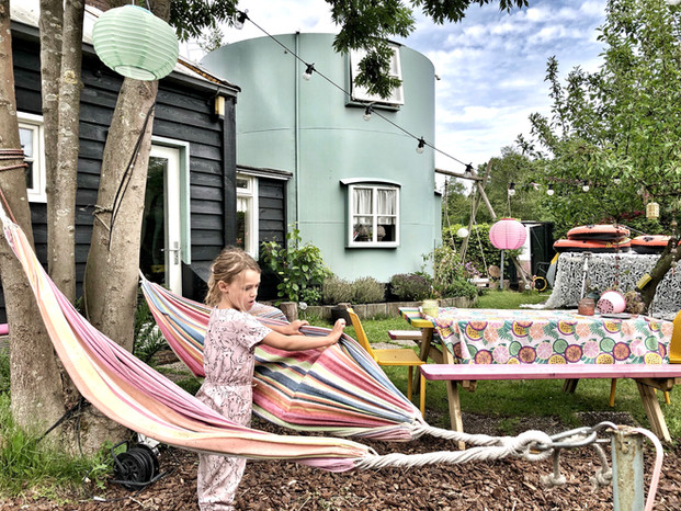 Secret Island Summer Retreat