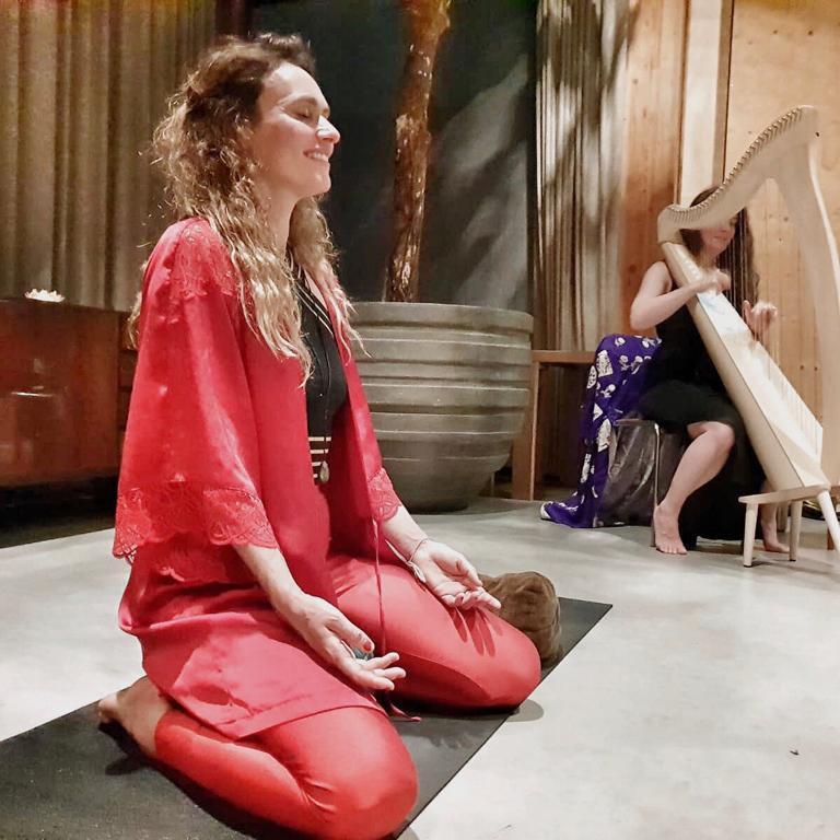 Yin Nidra & Harp