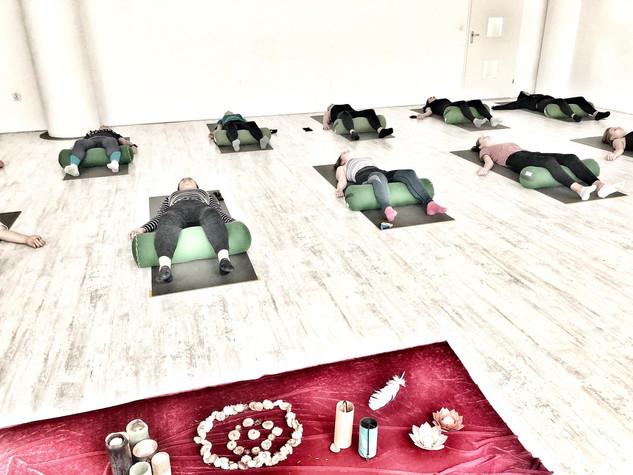 Tiener Yoga